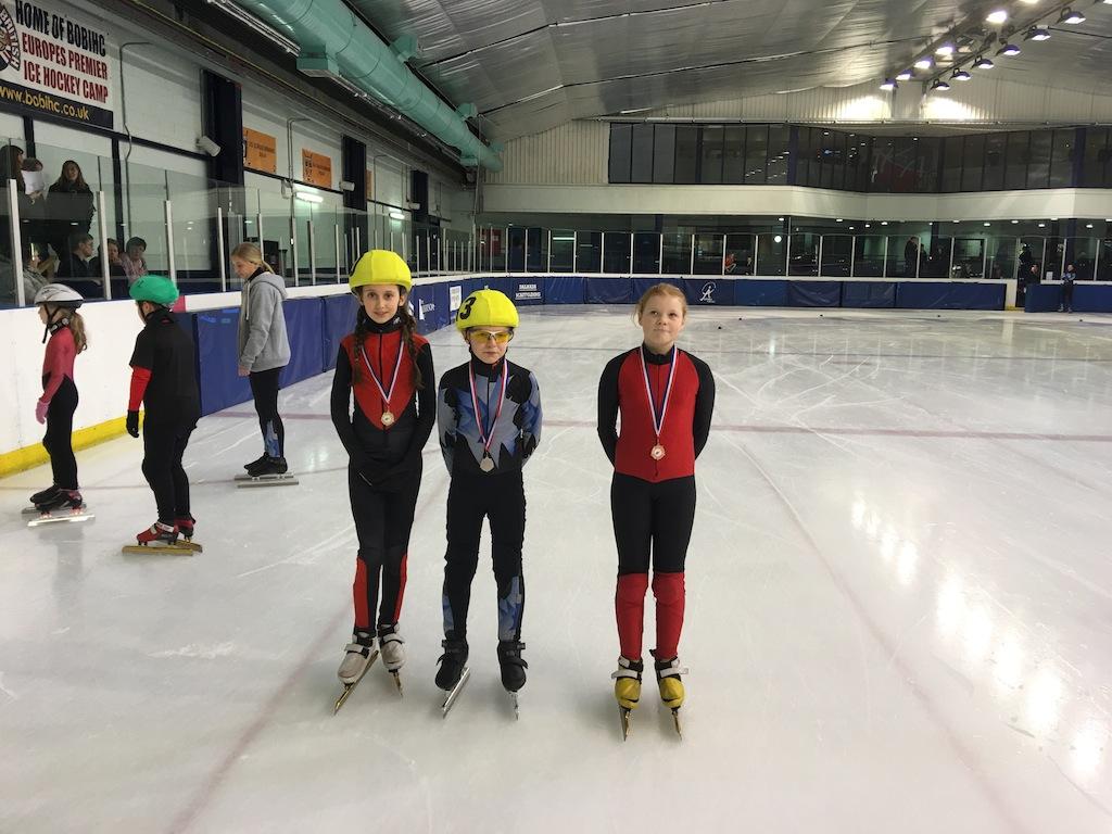 Ice skating ayrshire